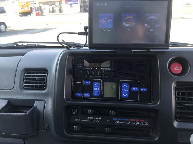 冷蔵冷凍車 低温ー22℃ 2WD オートマ ナビ ETC(14枚目)