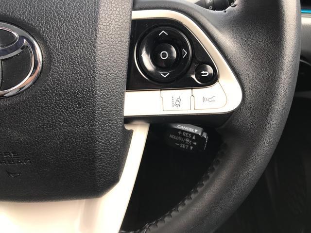 A トヨタセーフティセンス メモリーナビ バックカメラ LEDヘッドランプ パークアシスト レーダークルーズ クリアランスソナー BSM HUD(19枚目)