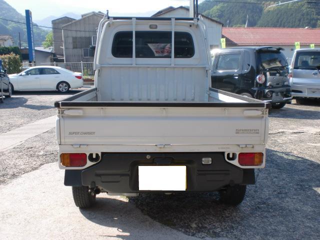 スバル サンバートラック TC-SC 4WD5速 エアコン パワステ パワーウインドウ