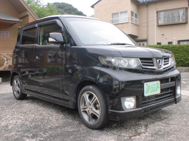 「ホンダ」「ゼストスパーク」「コンパクトカー」「広島県」の中古車6