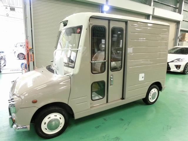 「ダイハツ」「ミラウォークスルーバン」「コンパクトカー」「広島県」の中古車3