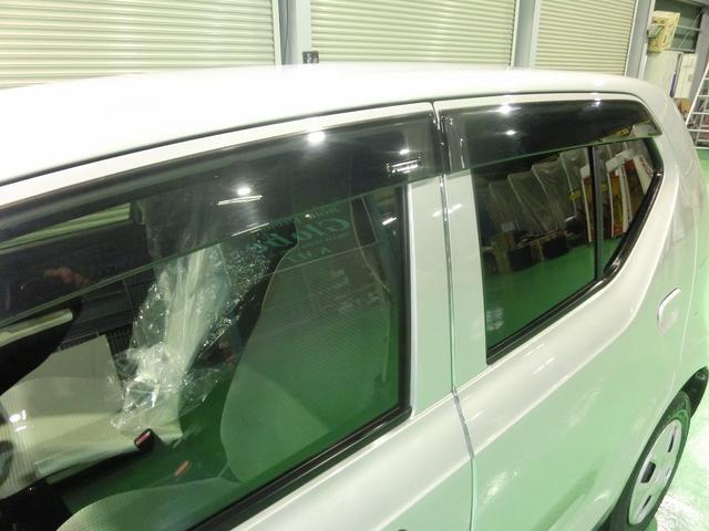 L 1オーナー 禁煙車 アイドルストップ車 ETC付 シートヒーター フロアマット&ドアバイザー付 リア3面プライバシーフィルム張り済(25枚目)