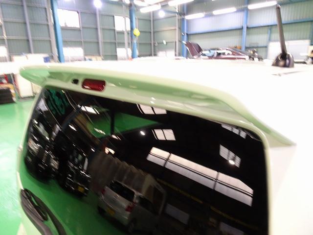 T ツインカムターボEG 後期型LEDデイライト HIDヘッドフォグ Gエアロ 衝突被害軽減ブレーキ 外ナビ フルセグTV ETC 社外16AW キーイモビ キーフリー クルコン パドルシフト(33枚目)