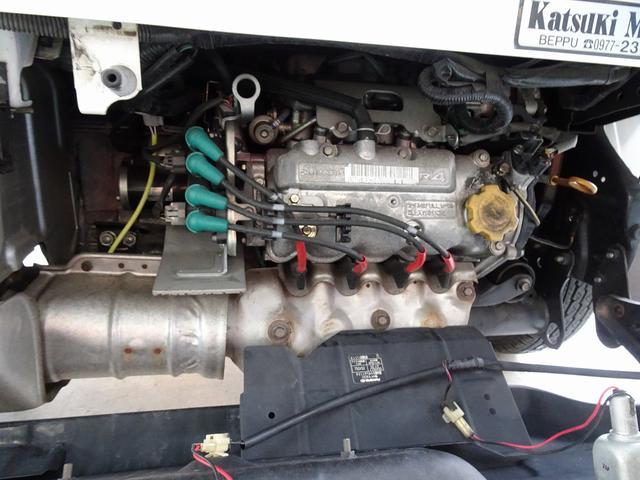 TC-SC スーパーチャージャー 三方開 4WD 最終後期型 1オーナー 禁煙車 WSRS PS PW AC CD キーレス(35枚目)