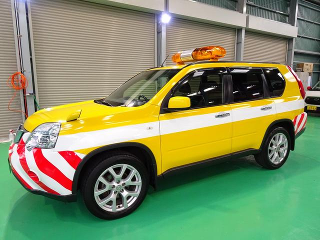 20GT ディーゼルターボ 4WD 道路維持パトロール車 ナビ DTV バックモニター レザーシート キセノンヘッドライト LEDフォグ(3枚目)