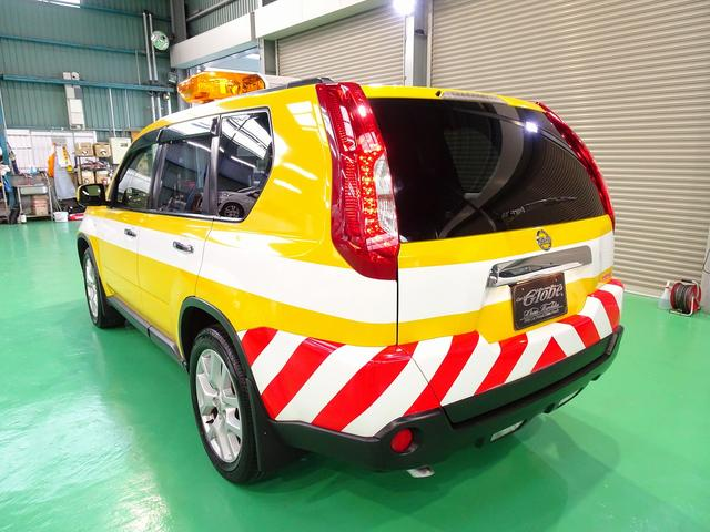 20GT ディーゼルターボ 4WD 道路維持パトロール車 ナビ DTV バックモニター レザーシート キセノンヘッドライト LEDフォグ(5枚目)