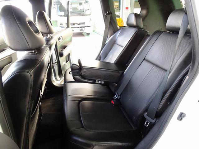 20GT ディーゼルターボ 4WD 道路維持パトロール車 ナビ DTV バックモニター レザーシート キセノンヘッドライト LEDフォグ(15枚目)