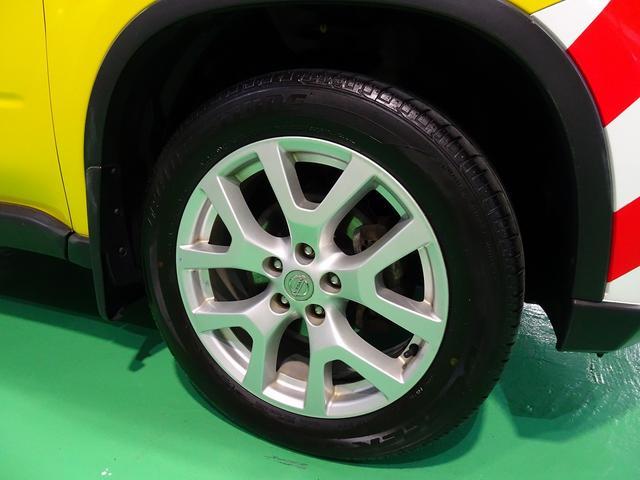 20GT ディーゼルターボ 4WD 道路維持パトロール車 ナビ DTV バックモニター レザーシート キセノンヘッドライト LEDフォグ(36枚目)