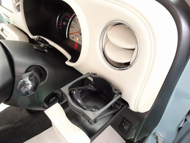 ココアプラスG ルーフレール ナビ フルセグTV バックモニター キーフリー ウインカーミラー フルオートAC(18枚目)