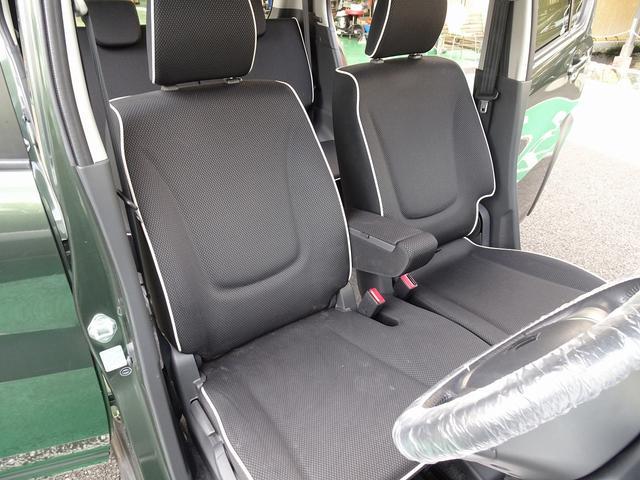 Xターボ 4WD SDナビ 4チューナーフルセグTV バックモニターHIDヘッドライト フォグ キーフリー ルーフレール(11枚目)