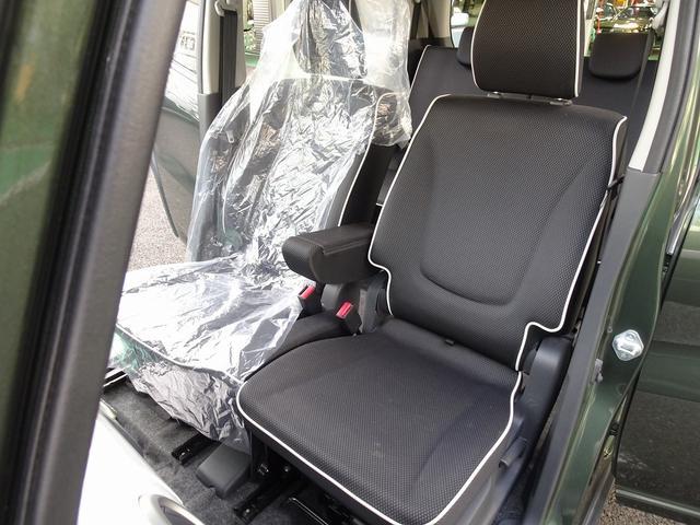Xターボ 4WD SDナビ 4チューナーフルセグTV バックモニターHIDヘッドライト フォグ キーフリー ルーフレール(12枚目)