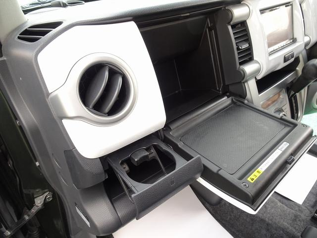 Xターボ 4WD SDナビ 4チューナーフルセグTV バックモニターHIDヘッドライト フォグ キーフリー ルーフレール(21枚目)