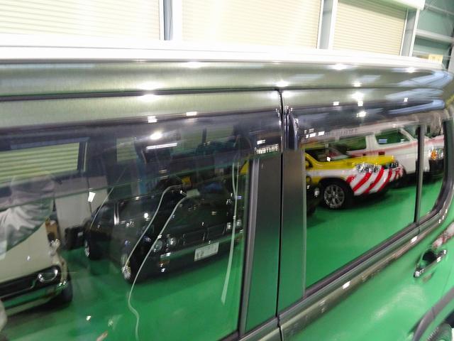 Xターボ 4WD SDナビ 4チューナーフルセグTV バックモニターHIDヘッドライト フォグ キーフリー ルーフレール(34枚目)