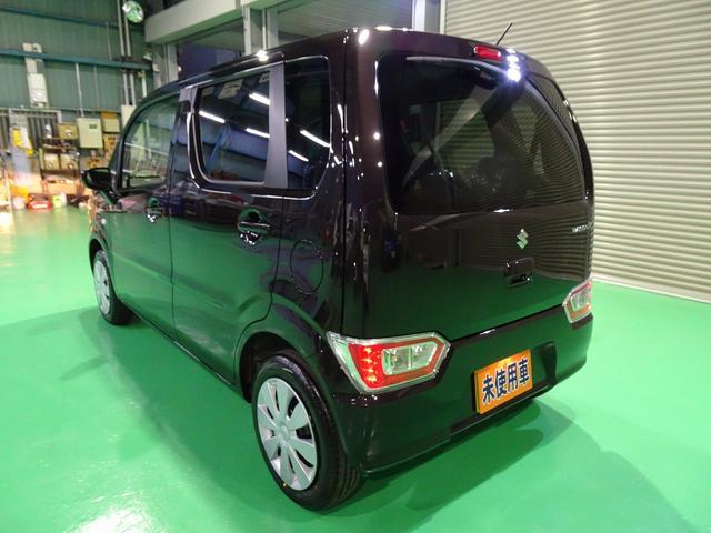 FA 4WD 5速マニュアル 届出済未使用車 シートヒーター LEDテール 電格ミラー リア3面プライバシーガラス(6枚目)