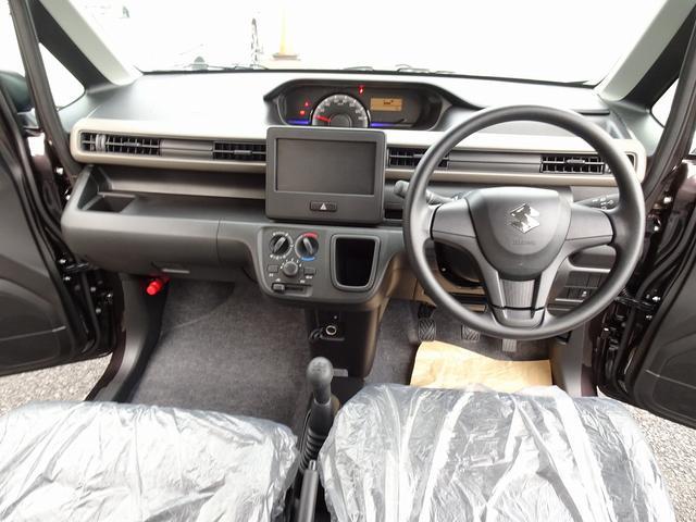 FA 4WD 5速マニュアル 届出済未使用車 シートヒーター LEDテール 電格ミラー リア3面プライバシーガラス(11枚目)