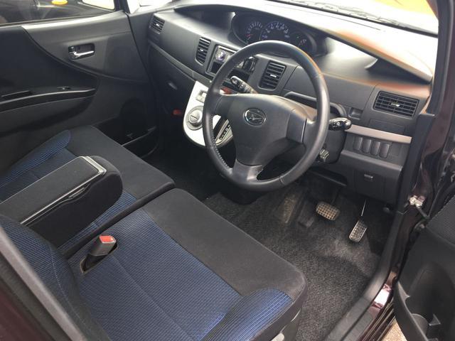 ダイハツ ムーヴ カスタム X 4WD HID スマートキー CD