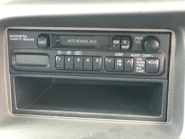 ダイハツ アトレーワゴン カスタムターボ 4WD