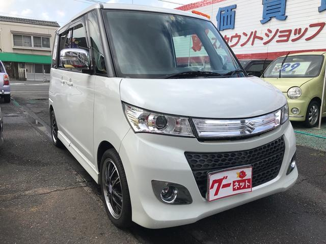 TS 軽自動車 CVT ナビ 修復歴無 両側電動スライドドア(3枚目)