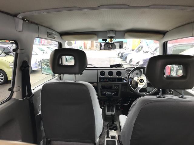 ランドベンチャー 軽自動車 4WD(11枚目)