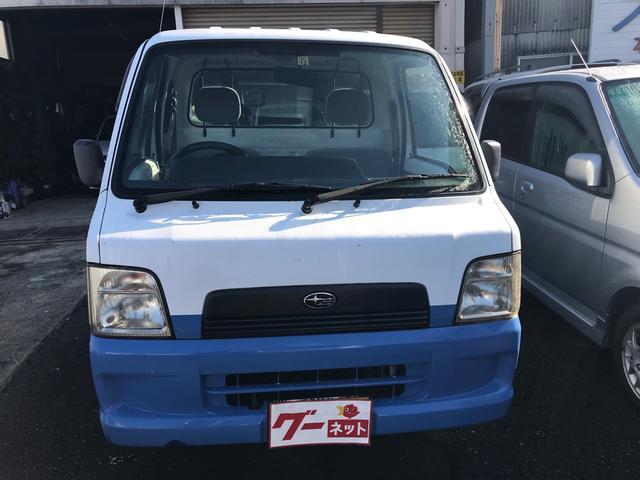 4WD AC MT 2名乗り シロ(3枚目)