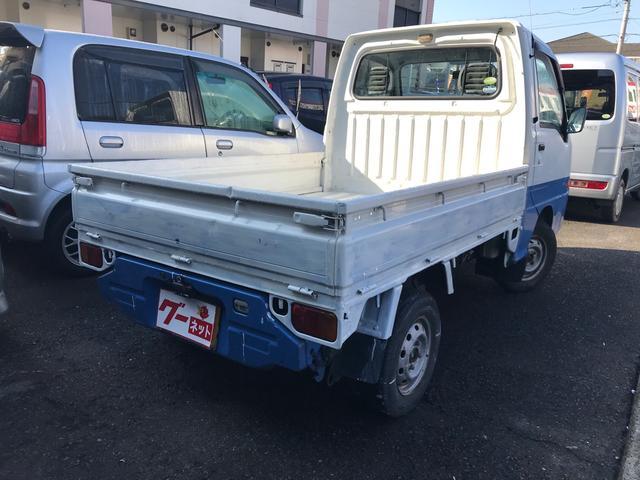 4WD AC MT 2名乗り シロ(5枚目)