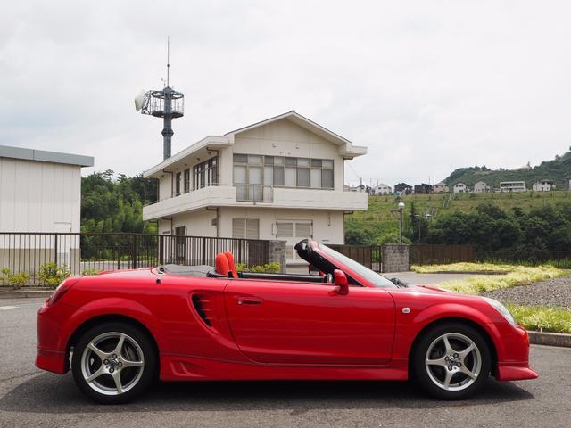 トヨタ MR-S Sエディション ナビ バックカメラ キーレス