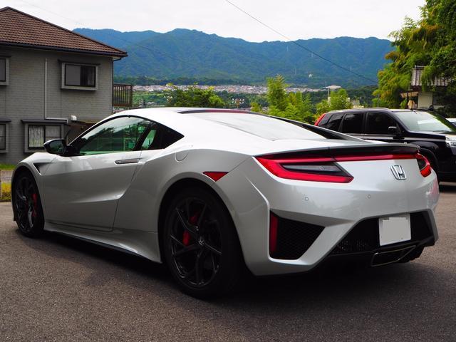 ホンダ NSX ベースグレード  ワンオーナー 新車保証