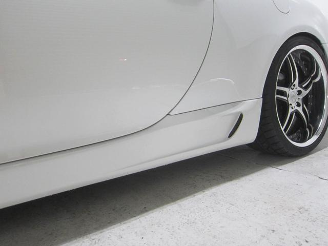 SC430 車高調 エアロ 赤革シート 20インチアルミ(4枚目)