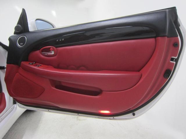 SC430 車高調 エアロ 赤革シート 20インチアルミ(19枚目)