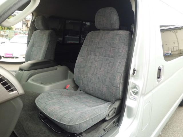 トヨタ ハイエースワゴン グランドキャビン SDナビ フルセグTV オートスライドドア