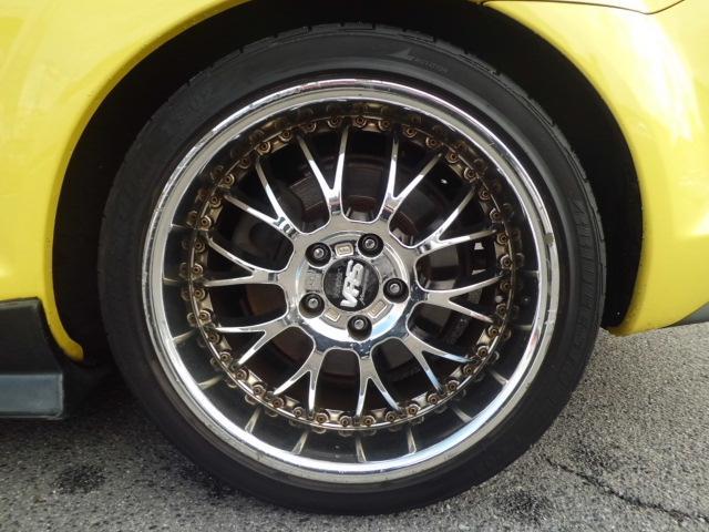 タイプS 車高調 カーボンリップ サイドスポイラー(14枚目)