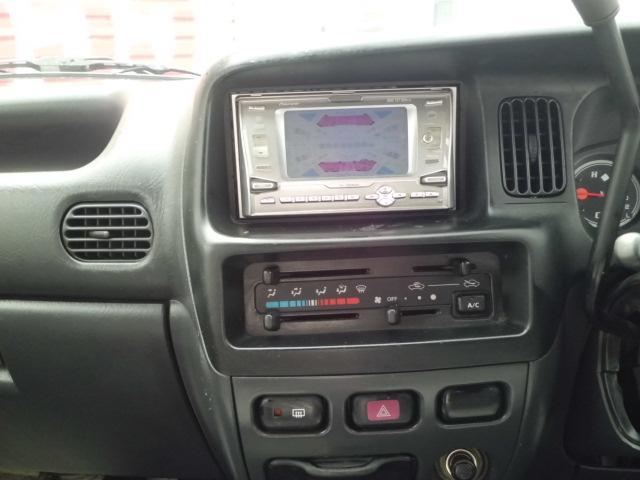 ダイハツ ハイゼットカーゴ 2シータークリーン ETC CD