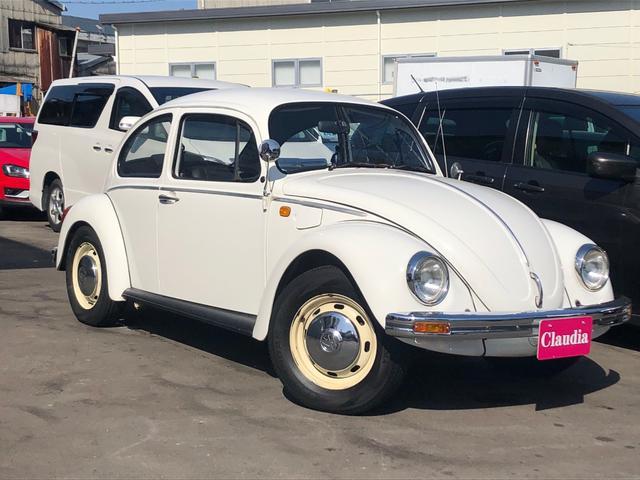 「フォルクスワーゲン」「VW ビートル」「クーペ」「広島県」の中古車3