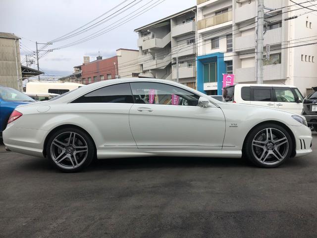 「メルセデスベンツ」「CLクラス」「クーペ」「広島県」の中古車5