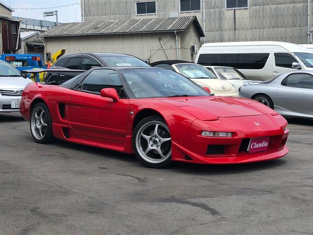 「ホンダ」「NSX」「クーペ」「広島県」の中古車4
