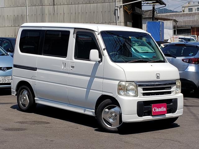 「ホンダ」「バモス」「コンパクトカー」「広島県」の中古車3