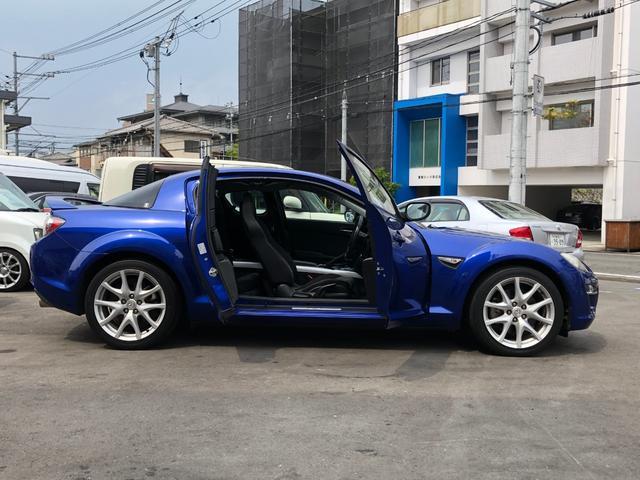 「マツダ」「RX-8」「クーペ」「広島県」の中古車5