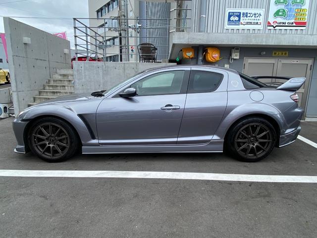 「マツダ」「RX-8」「クーペ」「広島県」の中古車4
