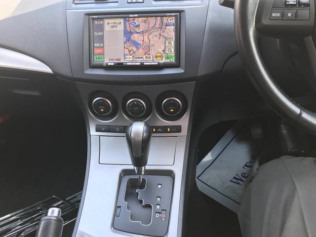 「マツダ」「アクセラスポーツ」「コンパクトカー」「広島県」の中古車11