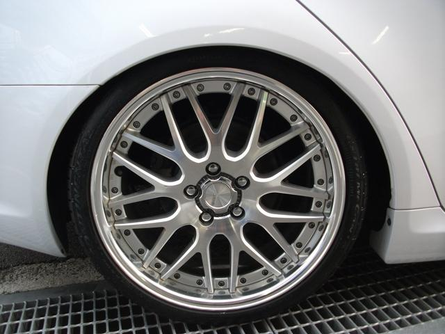 250G Lパッケージ 車高調 work19インチAW(14枚目)