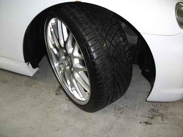 250G Lパッケージ 車高調 work19インチAW(19枚目)