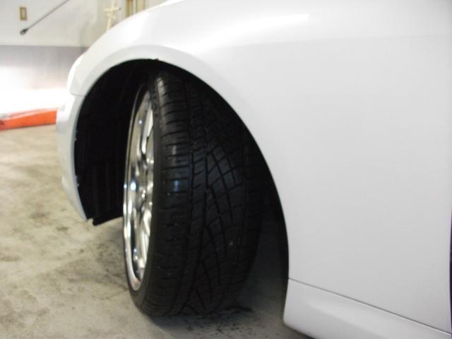 250G Lパッケージ 車高調 work19インチAW(20枚目)