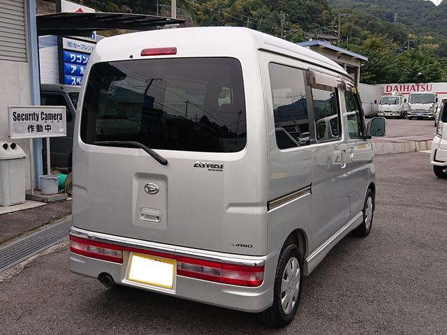 「ダイハツ」「アトレーワゴン」「コンパクトカー」「広島県」の中古車9