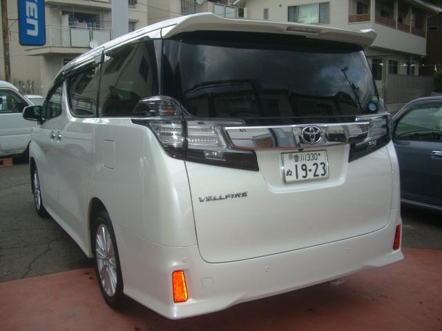 「トヨタ」「ヴェルファイア」「ミニバン・ワンボックス」「広島県」の中古車3