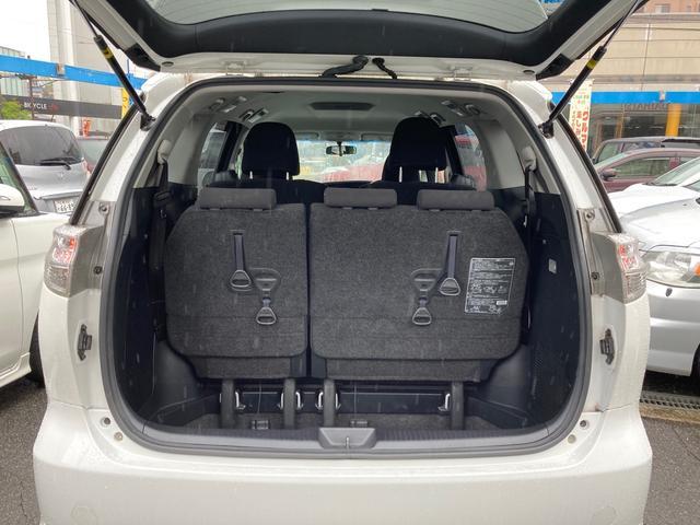 アエラス ワンオーナー 7人乗り 両側電動スライドドア ETC ナビ バックカメラ フルセグTV Bluetooth CD DVD HIDヘッドライト クルーズコントロール スマートキー 純正AW18インチ(21枚目)