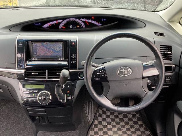 アエラス ワンオーナー 7人乗り 両側電動スライドドア ETC ナビ バックカメラ フルセグTV Bluetooth CD DVD HIDヘッドライト クルーズコントロール スマートキー 純正AW18インチ(34枚目)