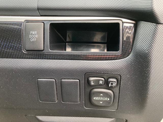 アエラス ワンオーナー 7人乗り 両側電動スライドドア ETC ナビ バックカメラ フルセグTV Bluetooth CD DVD HIDヘッドライト クルーズコントロール スマートキー 純正AW18インチ(38枚目)