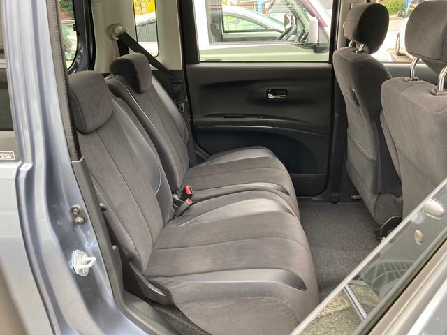 カスタムRS 禁煙車 4WD インタークーラーターボ CD AUX HIDヘッドライト スマートキー オートエアコン AW15インチ 盗難防止システム フルフラット(12枚目)