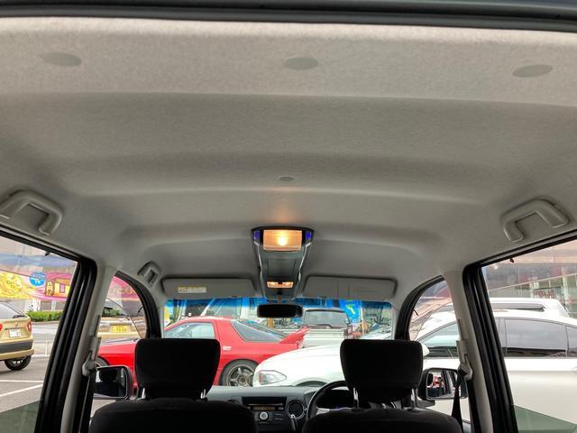 カスタムRS 禁煙車 4WD インタークーラーターボ CD AUX HIDヘッドライト スマートキー オートエアコン AW15インチ 盗難防止システム フルフラット(17枚目)