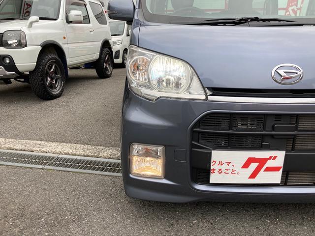 カスタムRS 禁煙車 4WD インタークーラーターボ CD AUX HIDヘッドライト スマートキー オートエアコン AW15インチ 盗難防止システム フルフラット(18枚目)